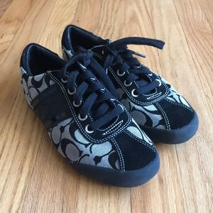 Coach Meagan A1112 Sneakers